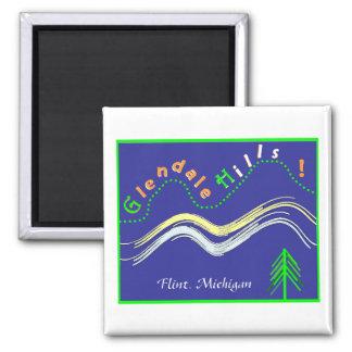 Glendale Hills Flint, Michigan magnet