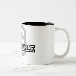 Glendale Two-Tone Coffee Mug