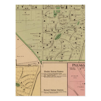 Glendale, Ohio Postcard