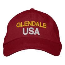 Glendale USA Cap