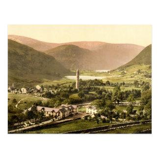 Glendalough, condado Wicklow, Irlanda Postales