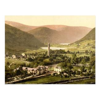 Glendalough condado Wicklow Tarjeta Postal