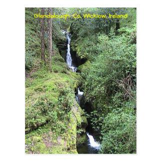 Glendalough ( Ireland) Postcard