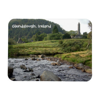Glendalough Ruins Magnet