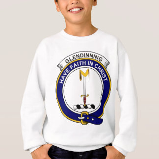 Glendinning  Clan Badge Sweatshirt