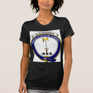 Glendinning  Clan Badge T-Shirt