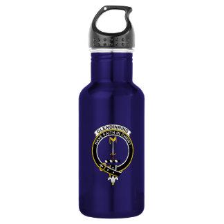 Glendinning Clan Badge Water Bottle