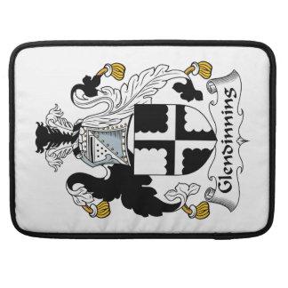 Glendinning Family Crest Sleeves For MacBook Pro