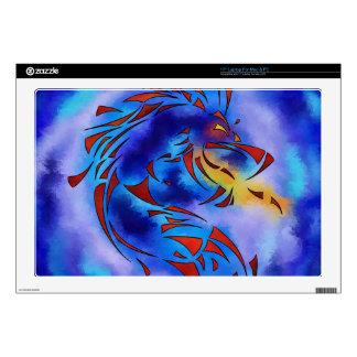 "Glenfbach V1 - mystic dragon 17"" Laptop Skins"