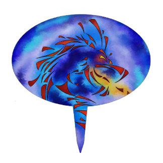 Glenfbach V1 - mystic dragon Cake Topper