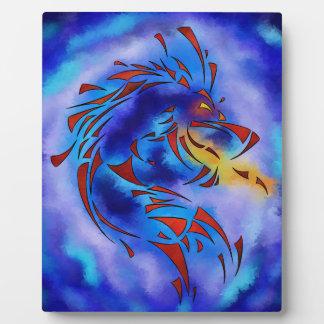 Glenfbach V1 - mystic dragon Plaque