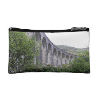 GLENFINNAN VIADUCT 2 MAKEUP BAG