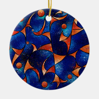 Glenfomus V1 - night vision Ceramic Ornament