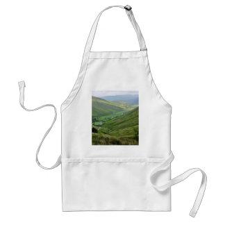 Glengesh pasa los valles Irlanda Delantales