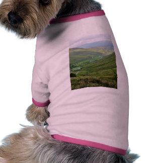 Glengesh pasa los valles Irlanda Camisas De Perritos