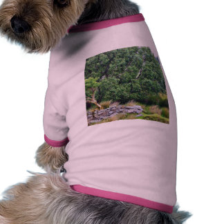 Glengesh Pass In Ireland Landscape Pet T Shirt