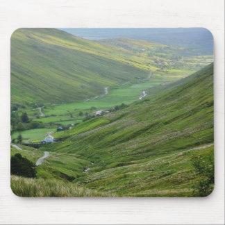 Glengesh Passes Valleys Ireland Mouse Pad