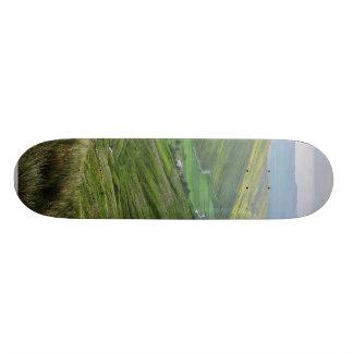 Glengesh Passes Valleys Ireland Custom Skateboard