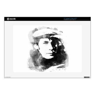 """Glenn Gould 15"""" Laptop Skins"""