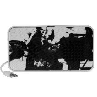 Glenn Gould - Pianist Travelling Speaker