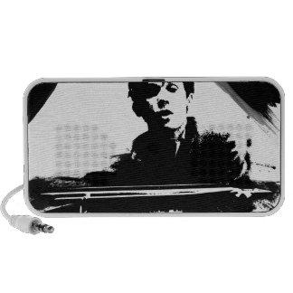 Glenn Gould iPod Speakers
