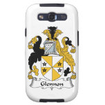 Glennon Family Crest Galaxy SIII Cases