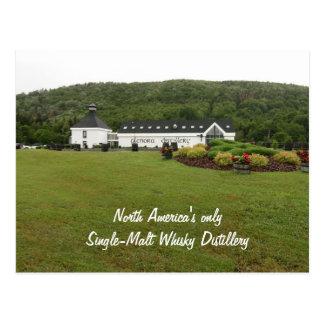 Glenorra Distillery (Glenville, NS) Postcard