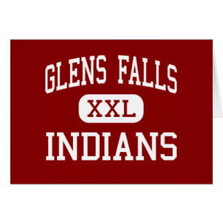 Glens Falls - Indians - High - Glens Falls Card