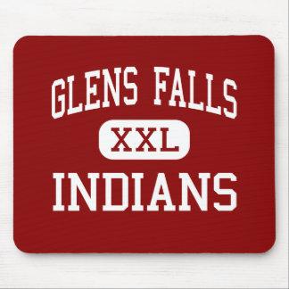 Glens Falls - Indians - High - Glens Falls Mouse Pad