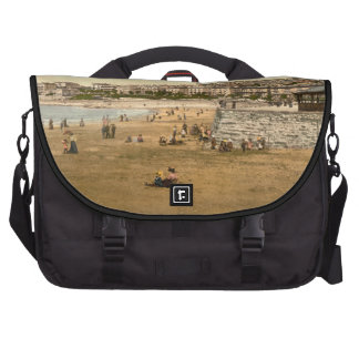 Glentworth Sands Weston-super-Mare England Laptop Bags