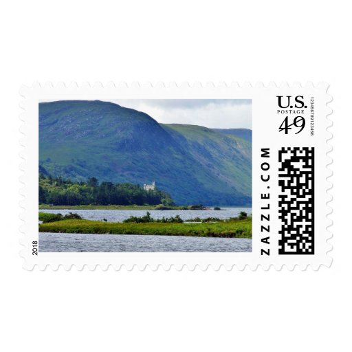 Glenveagh National Park Postage Stamps
