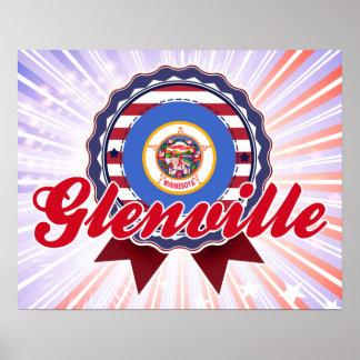 Glenville manganeso poster