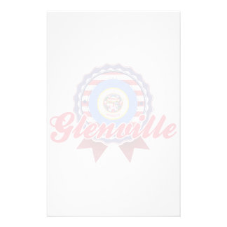 Glenville manganeso  papeleria de diseño