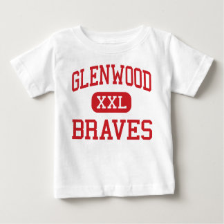 Glenwood - Braves - Middle - Chatham Illinois T Shirt