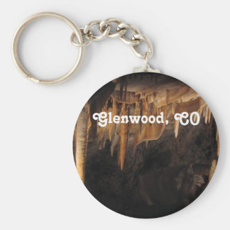 Glenwood Caverns Key Chains