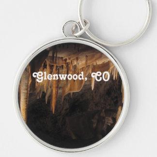 Glenwood Caverns Key Chain