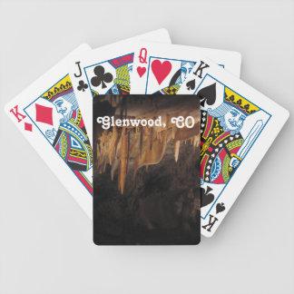 Glenwood Caverns Poker Cards