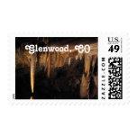 Glenwood Caverns Postage Stamps
