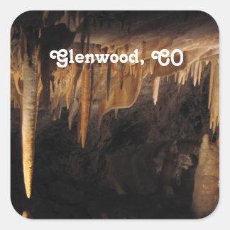 Glenwood Caverns Sticker