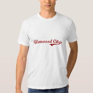 Glenwood City Wisconsin Classic Design Tees