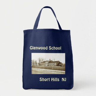 Glenwood Elementary School, Short Hills  NJ Bag