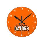 Glenwood High School; Gators Wall Clocks