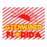 Glenwood, la Florida Tarjetas Postales