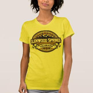 Glenwood Logo Shirt Gold
