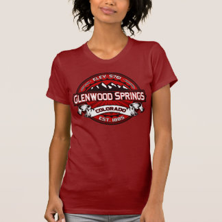 Glenwood Logo Shirt Red