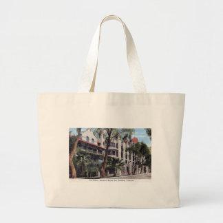 Glenwood Mission Inn, Riverside CA Vintage Large Tote Bag