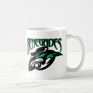 Glenwood Renegades Classic White Coffee Mug