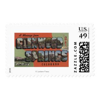 Glenwood Springs, Colorado - escenas grandes 2 de Envio
