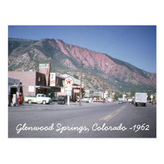 Glenwood Springs Colorado Postal