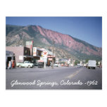 Glenwood Springs Colorado Postcard